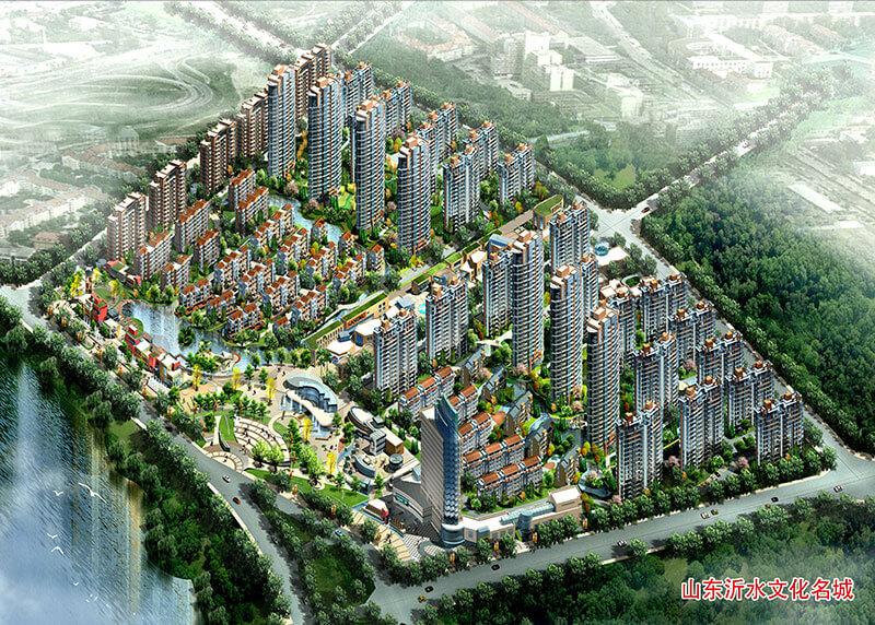 山东沂水文化名城