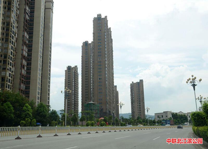 中联北江滨公园