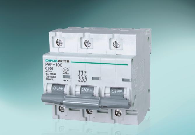 PA9-100系类高分段小型断路器